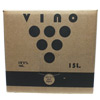 Vino Bag in Box Blanco 15 L.
